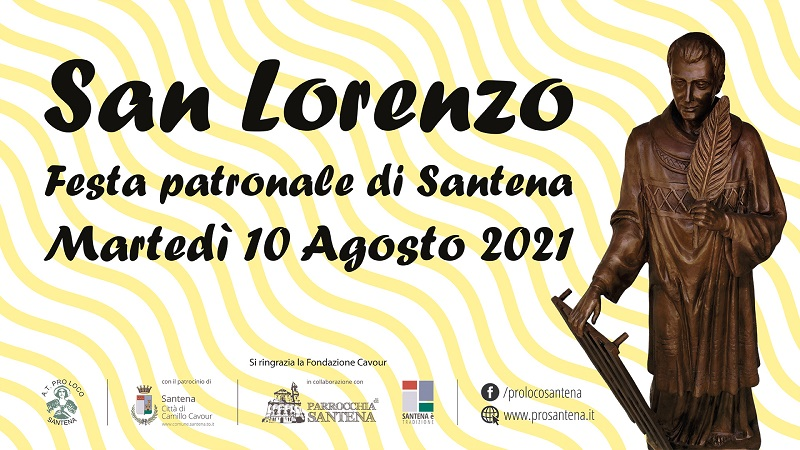 San Lorenzo 2021 Santena