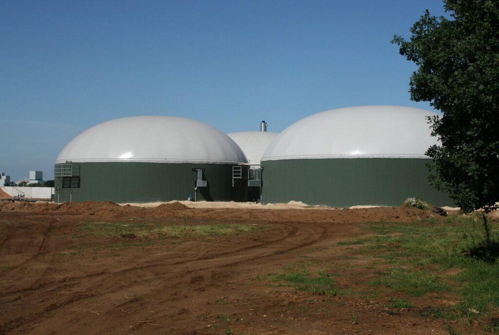 Gamna biogas