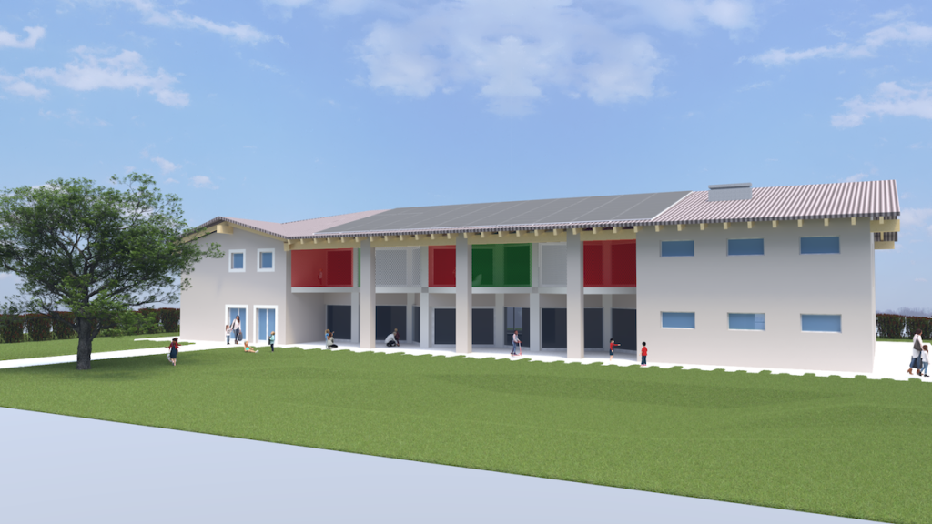scuola San Michele carmagnola