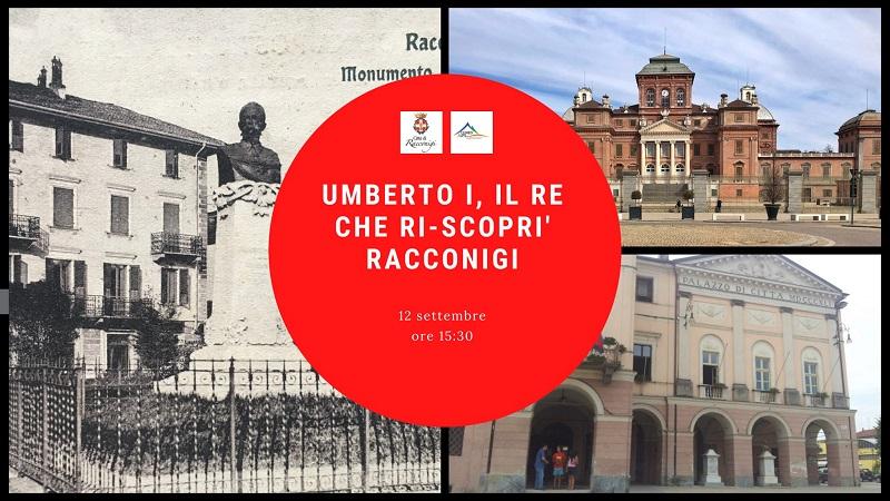 racconigi Umberto I
